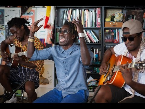Saul Williams: NPR Music Tiny Desk Concert