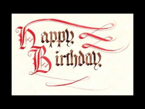 Happy birthday, Heather Allen!