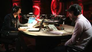 Hip-Hop Alchemist Buck 65 in Studio Q