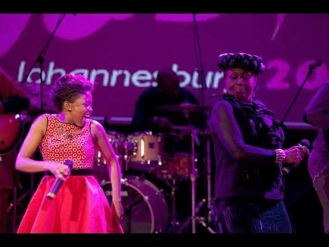Nomfusi pays tribute to Abigail Kubeka at Joy of Jazz 2013 (feat. Abigail Kubeka)