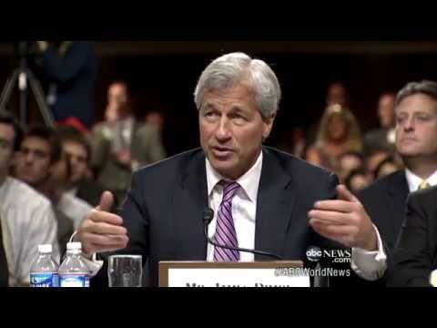 JPMorgan Chase CEO Apologizes for