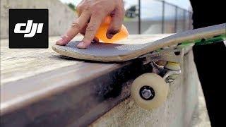 DJI - Behind the Scenes: Skating to Win