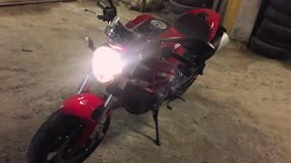 Ducati monster 796 leon