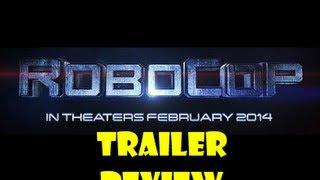 Robocop (2014) trailer review