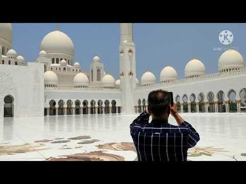 i visited Dubai and abudhabi… I saw grand mosque