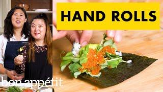 Christina & Susan Make Hand Rolls | From The Home Kitchen | Bon Appétit