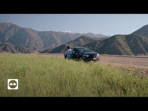 TeamViewer Pilot – Car flat tire use case