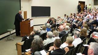 Pre-inaugural Address: Dr. John Churchill, Secretary of the Phi Beta Kappa Society