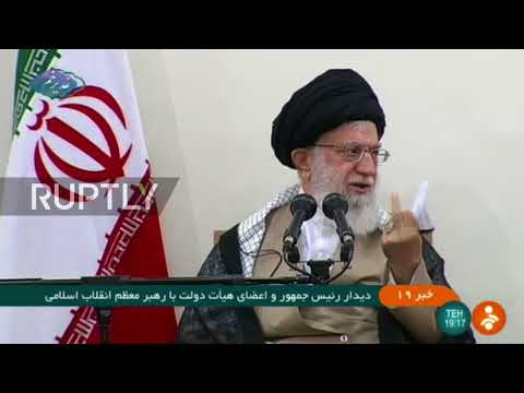 Iran: Tehran should 'give up hope on Europe' rescuing nuclear deal - Khamenei