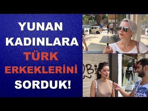 Yunan Kadınlara Türk Erkeklerini Sorduk | We Asked Greek Women About Turkish Men #Yunanistan