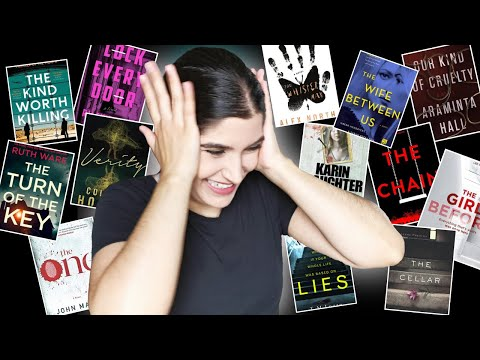 13 THRILLER AND MYSTERY BOOK RECOMMENDATIONS: thriller books you need to be reading | Manganet