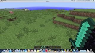 Minecraft Snapshot 12w38a - Hexen, Fledermäuse, Nether,... (Vorstellung+Installation am Mac)