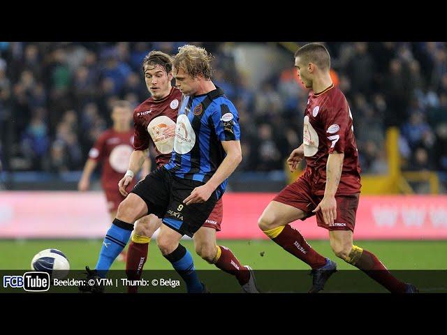 2011-2012 - Jupiler Pro League - 19. Club Brugge - Zulte Waregem 1-0