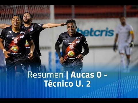 Aucas Tecnico U. Goals And Highlights