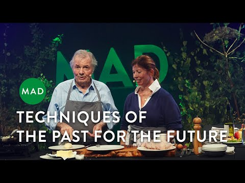 """Jacques Pépin at MAD5: """"Techniques of the Past for the Future"""""""