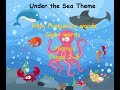 High Frequency hf Tricky Words Phases 2 3 4 5 Under The Sea Theme