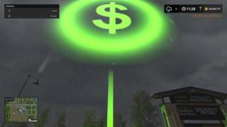 Farming Simulator 17 - Mod Showcase - Money Cheat Box!