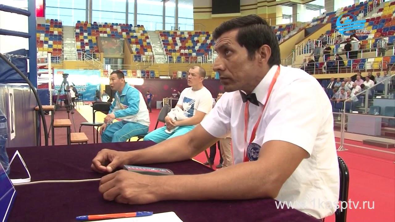 Во дворце спорта и молодежи имени Али Алиева в Каспийске стартовал международный турнир по боксу памяти Магомед-Салама Умаханов