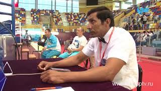 Во дворце спорта и молодежи имени Али Алиева в Каспийске стартовал международный турнир по боксу пам
