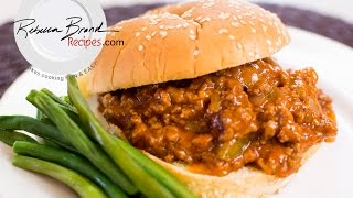 How to Make Sloppy Joes:  Homemade Recipe
