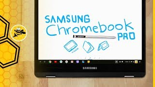 Samsung Chromebook Pro: Unboxing, Hands On and First Impressions