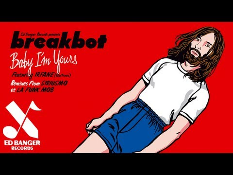 Music video Breakbot - Baby I'm Yours - Aeroplane Remix