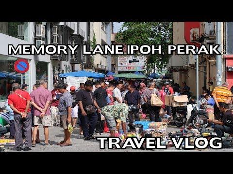 Memory Lane Ipoh | Pasar Karat | Car Boot Sale | Loken