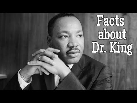Facts about Dr. Martin Luther King Jr. for Kids