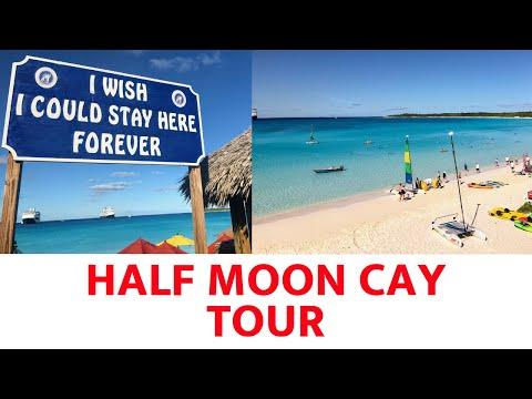 Half Moon Cay Tour (2019)