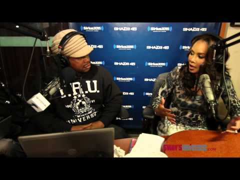 Vivica A. Fox Speaks on Worst On-Screen Kiss on #SwayInTheMorning