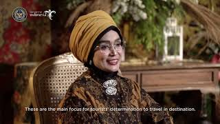 WTM London 2020 & InDOnesia CARE Movement: Remarks from Mrs. Nia Niscaya