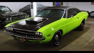 Dodge Challenger 1970 (Walk around)