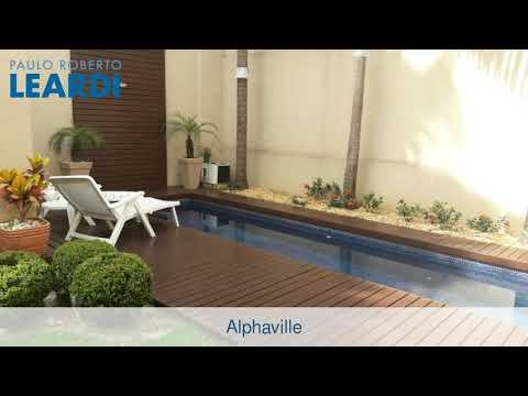Casa - Alphaville - Santana De Parnaíba - SP - Ref: 534783