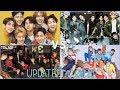 (UPDATED) EXO Vs BTS Vs Got7 Vs SEVENTEEN (Ranking In Different Categories)