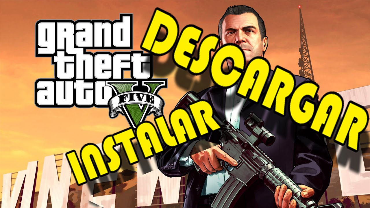 descargar gta v para pc windows 8 gratis en español