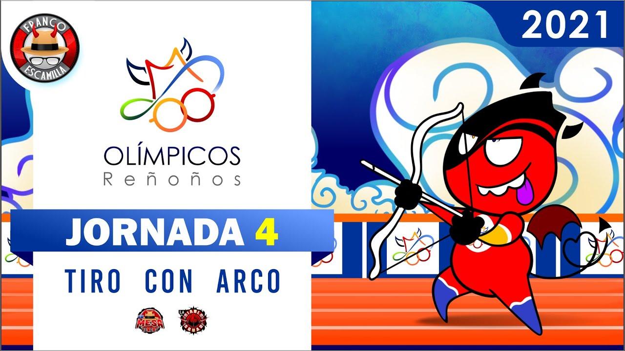Juegos Olímpicos Reñoños 2021 - Jornada 4