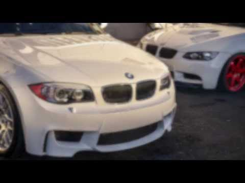 Detailer's Domain: BMW 1M Alpine White - Paint Correction and Sonax Polymer Net Shield