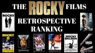 Rocky Series (1978-2018) Retrospective Ranking (SPOILERS)
