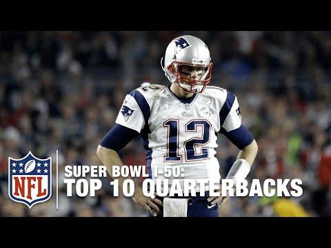 Top 10 QBs of the Super Bowl Era (1966-2016) | NFL