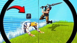NEVER BULLY A DEFAULT! - Fortnite Funny Fails and WTF Moments! #411