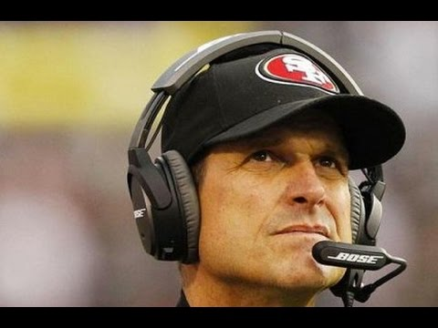 Jim Harbaugh Leaving SF 49ers To Be Michigan Head Coach