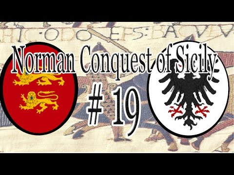 CK2 | The Norman Conquest of Sicily - Part 19