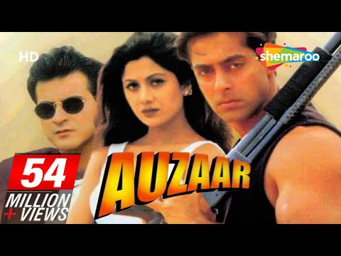 Auzaar {HD}  - Salman Khan - Sanjay Kapoor - Shilpa Shetty - Hindi Full Movie - (With Eng Subtitles)