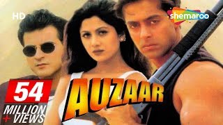 Gambar cover Auzaar {HD}  - Salman Khan - Sanjay Kapoor - Shilpa Shetty - Hindi Full Movie - (With Eng Subtitles)