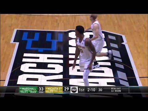Marshall upsets Wichita State in NCAA Tournament: Live updates recap, highlights