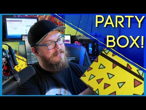 What's In The Surprise Party Box?    #2