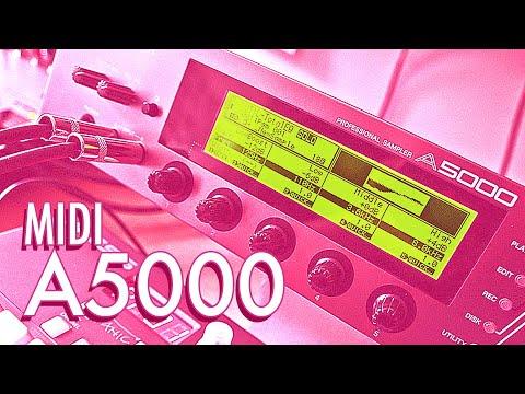 MIDI - Rediscovering