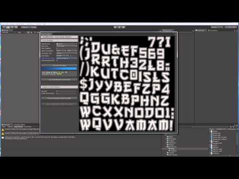 Repeat TextMesh Pro - Font Fallback & Dynamic SDF System