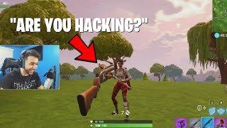 Killing Squads using INVISIBILITY Glitch in Playground Fills... (rage lol)