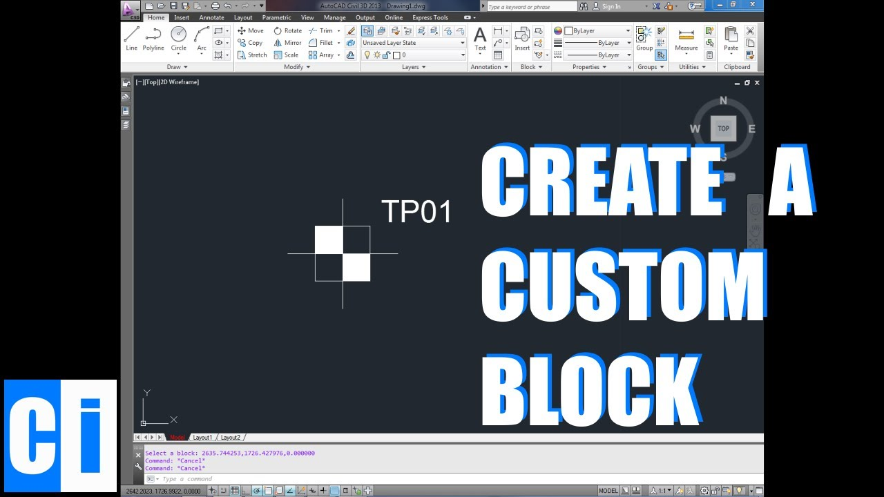 Creating a great CAD title block–the basics